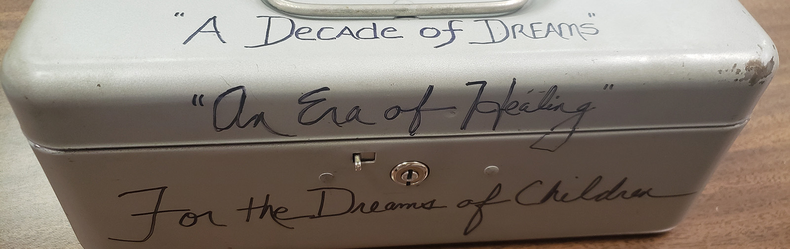 """A Decade of Dreams"""